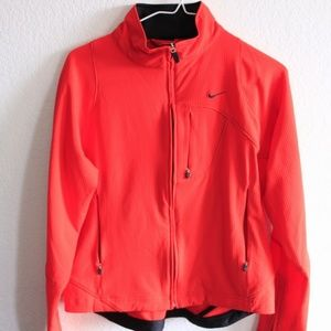 Nike Drifit Sphere Red Jacket